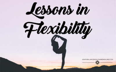 Lessons in Flexibility